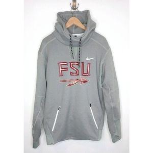NWT Nike FSU Therma Fit Sweatshirt Hoodie